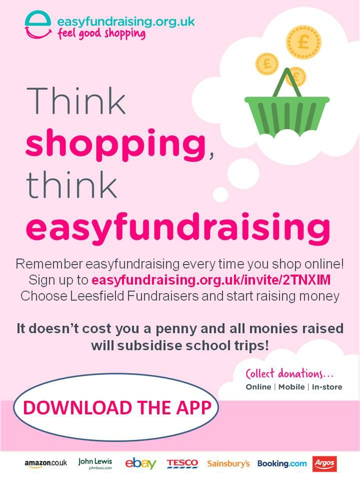 Easfundraising A4 poster